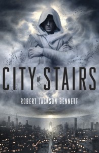 City of Stairs von Robert Jackson Bennett