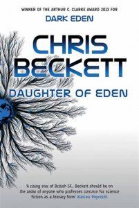 """""""Daughter of Eden"""" von Chris Beckett"""