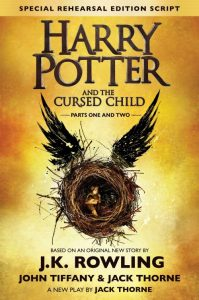 Harry Potter and the Cursed Child von J.K. Rowling