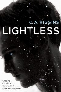 Lightless von C.A. Higgins
