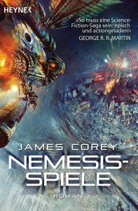 Nemesis-Spiele von James S.A. Corey