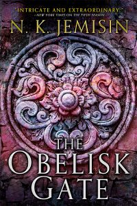 """The Obelisk Gate"" von N.K. Jemisin"