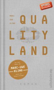 """""""QualityLand"""" von Marc-Uwe Kling"""