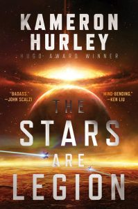 """The Stars are Legion"" von Kameron Hurley"