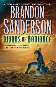 """""""Words of Radiance"""" von Brandon Sanderson"""